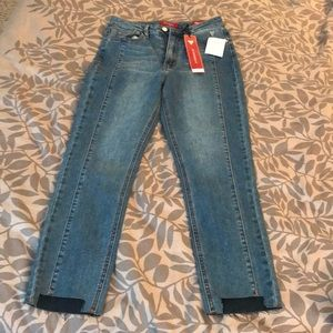 Guess Jeans - Guess Jeans, Adel Raw-Hem